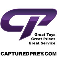 Visit Captured Prey for all your transforming robot needs!